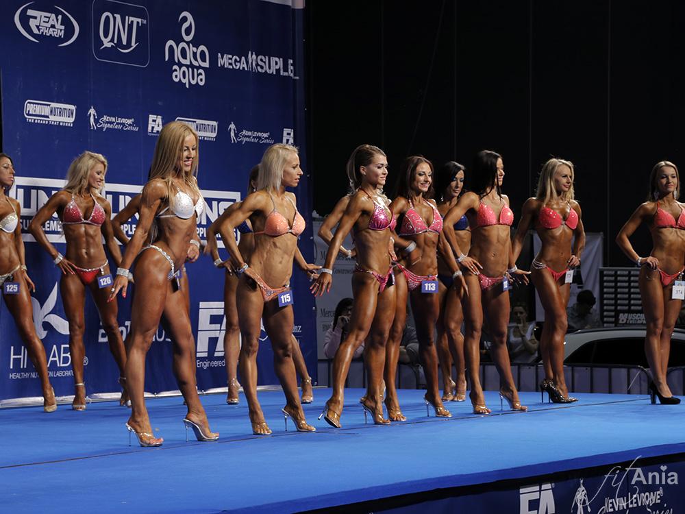 """""""Bikiniary"""", czyli zawodniczki Bikini Fitness ;) Debiuty 2015."""