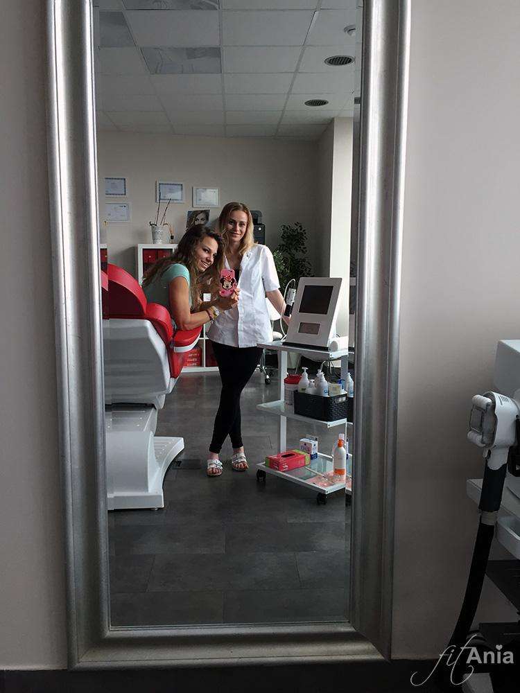 Obowiązkowo wspólne selfie z Olą! ;)