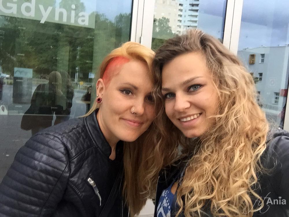 Nie obyło się też bez wspólnego selfie z Anitą! ;)