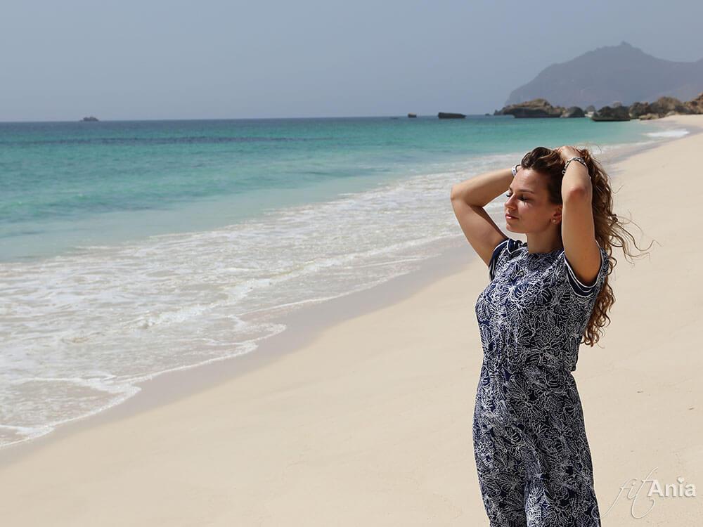Tak bardzo #born2travel! ❤ Swoje 29. urodziny spędziłam w Omanie.