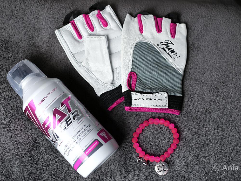 Rękawiczki treningowe to popularny fit prezent dla osób trenujących na siłowni.