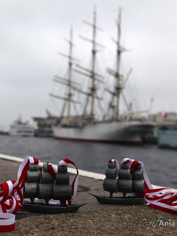Dwa komplety medali za Grand Prix Gdyni 2014 i Dar Pomorza w tle