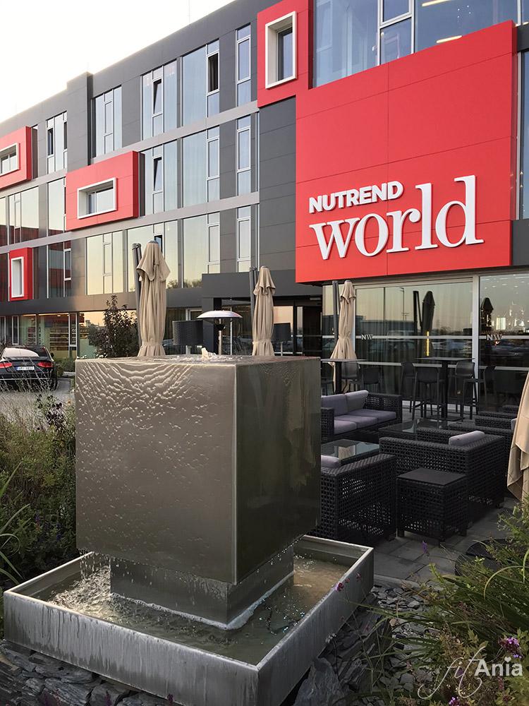 Hotel Nutrend World, Ołomuniec, Czechy